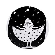 Dress of Stars Ornament (Round)