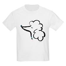 Poodle Portrait T-Shirt