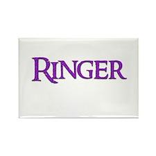 Ringer 12 Rectangle Magnet