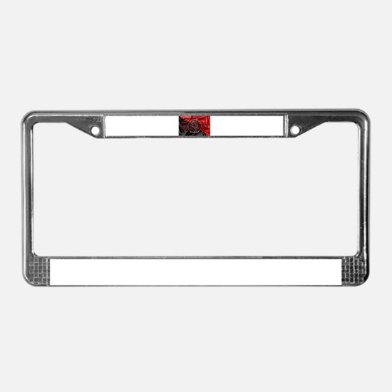 Power corrupts? ABSOLUTELY! License Plate Frame
