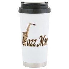 Blues band Travel Mug