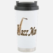 Funny Tenor saxophone Travel Mug