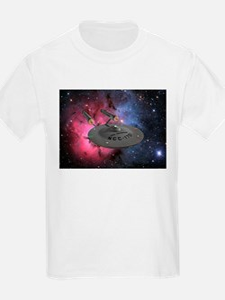 STARTREK TOS TRIFID NEBULA T-Shirt