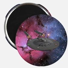 STARTREK TOS TRIFID NEBULA Magnet
