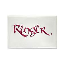 Ringer 15 Rectangle Magnet