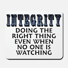 Integrity - Mousepad