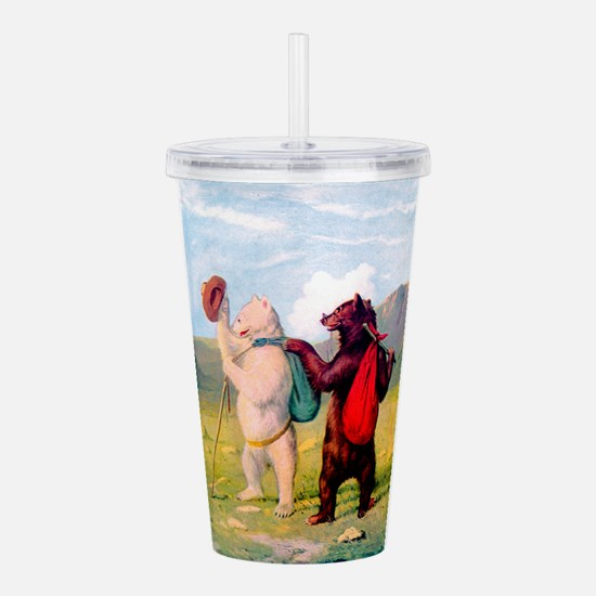RB_hitchikers.png Acrylic Double-wall Tumbler