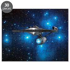 STARTREK 1701A PLEIADES Puzzle