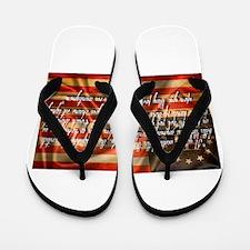 Sweet Liberty Flip Flops