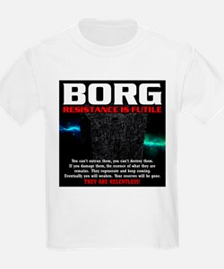 BORG RELENTLESS T-Shirt