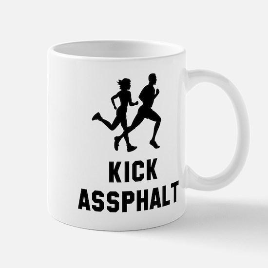 Kick Assphalt Mug