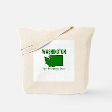 Washington . . . The Evergree Tote Bag