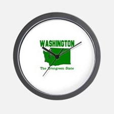 Washington . . . The Evergree Wall Clock