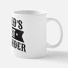World's Best Bartender Mug