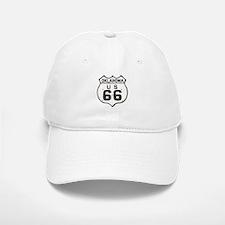 Route 66 Old Sign Oklahoma Baseball Baseball Baseball Cap
