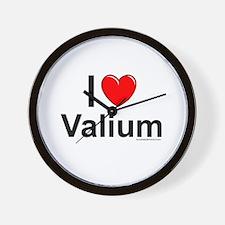 Valium Wall Clock