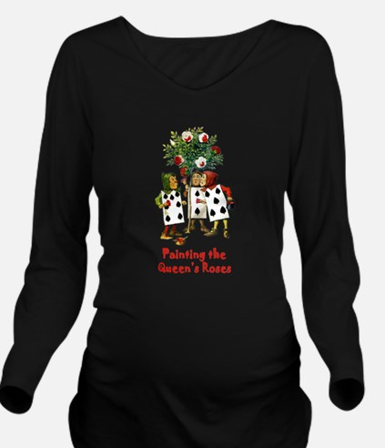 ALICE_THE QUEENS ROSES copyx.png Long Sleeve Mater