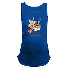 AP_003_I heart Alice copy.png Maternity Tank Top