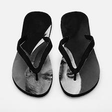 franklin rosevelt Flip Flops