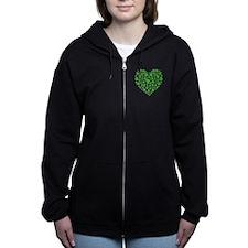 ! My Irish Heart copy.png Women's Zip Hoodie