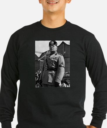 benito mussolini Long Sleeve T-Shirt
