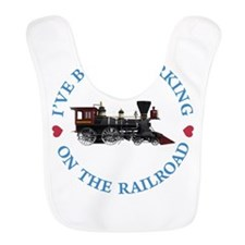 I've Been Working On The Railroad Bib