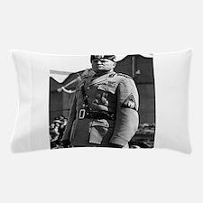 benito mussolini Pillow Case