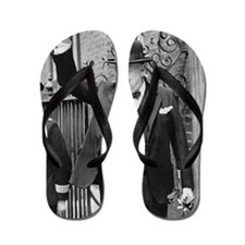 winston churchill Flip Flops