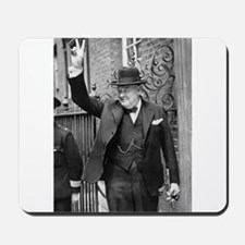 winston churchill Mousepad