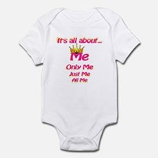 All about me Infant Bodysuit