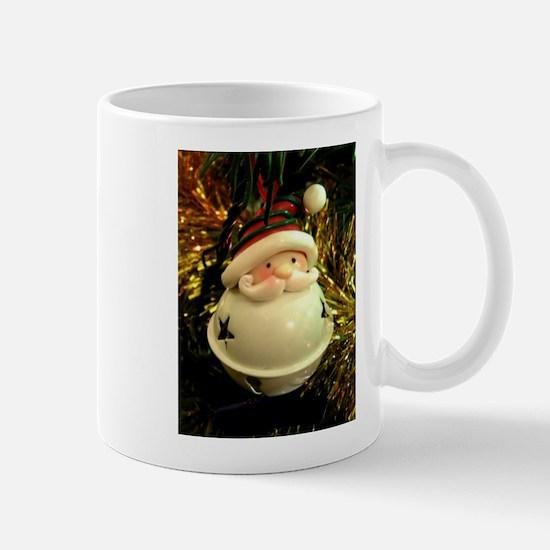 Santa Bell Mugs