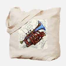 Cool Brass Tote Bag