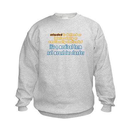 Defined Kids Sweatshirt