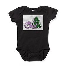 Octi Tree Baby Bodysuit