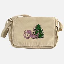 Octi Tree Messenger Bag