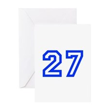 27 Greeting Cards