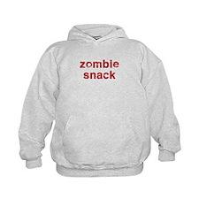 zombie snack Hoodie