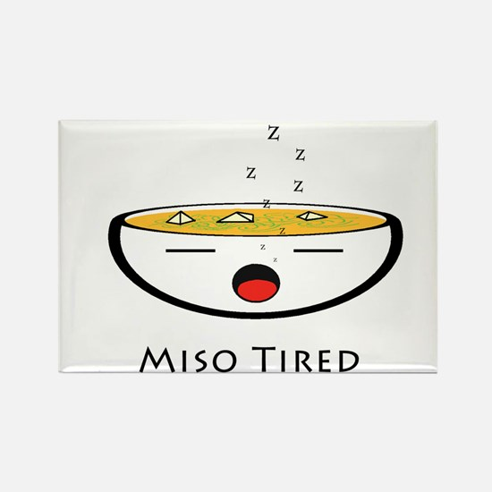 Miso Tired Magnets