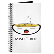Miso Tired Journal