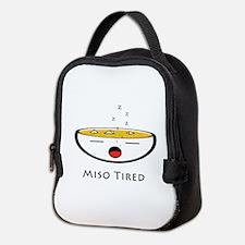 Miso Tired Neoprene Lunch Bag