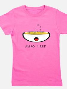 Miso Tired Girl's Tee
