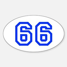 66 Decal
