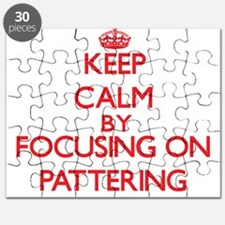 Keep Calm by focusing on Pattering Puzzle