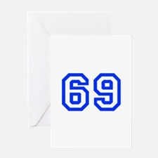 69 Greeting Cards