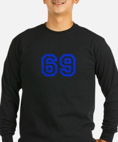 69 Long Sleeve T-Shirt