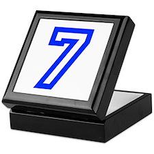 7 Keepsake Box