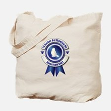 Showing Curl Tote Bag