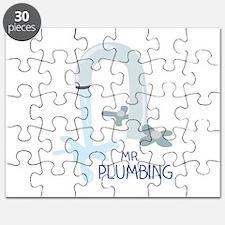 Mr Plumbing Puzzle