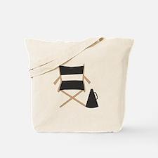Directors Chair Tote Bag