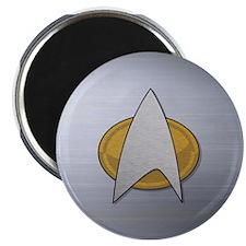 STARTREK TNG METAL Magnet